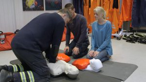 STCW Elementary First Aid @ Käringön | Västra Götalands län | Sverige