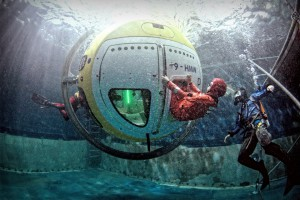 HUET - Helicopter Underwater Escape Training @ Käringön | Västra Götalands län | Sverige