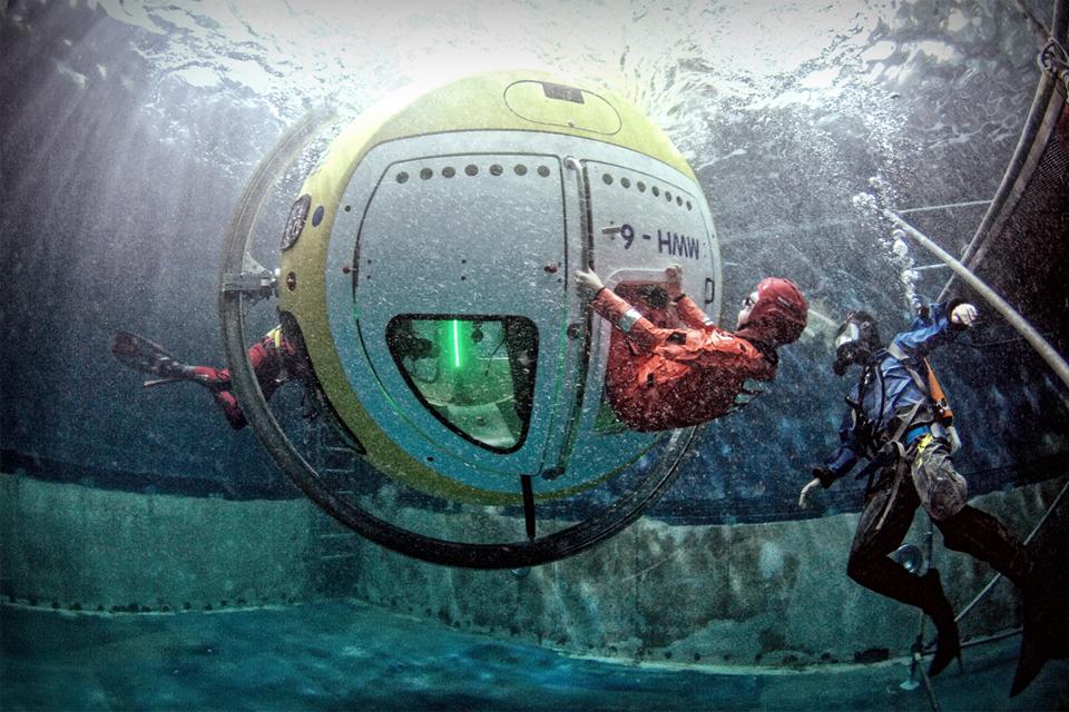 HUET – Offshore