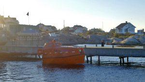 STCW Survival Craft and Rescue @ Käringön | Västra Götalands län | Sverige
