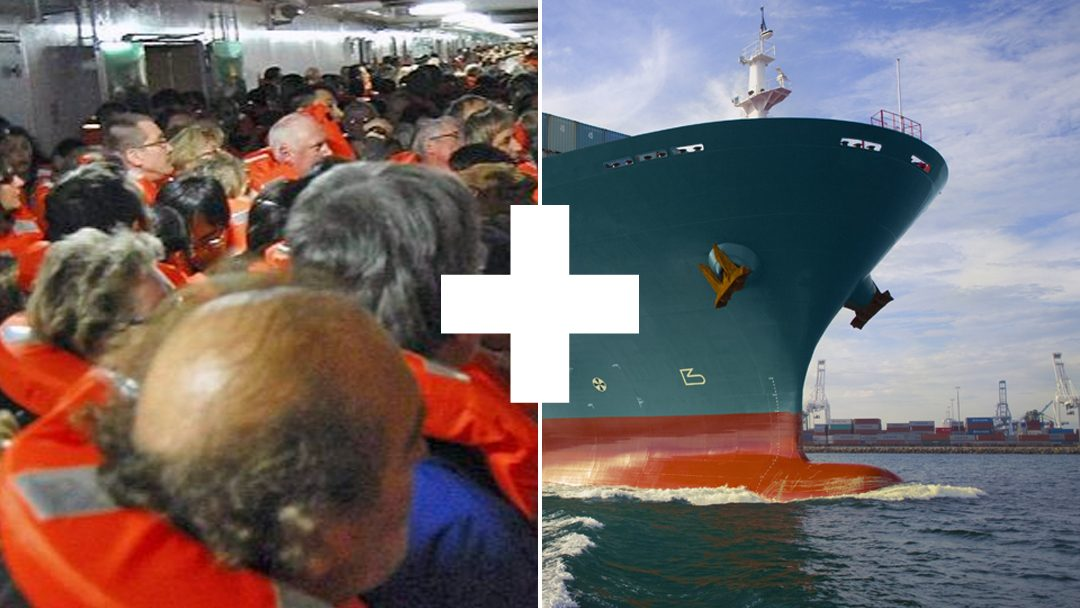 STCW Basic Safety + STCW Crisis and Crowd Management