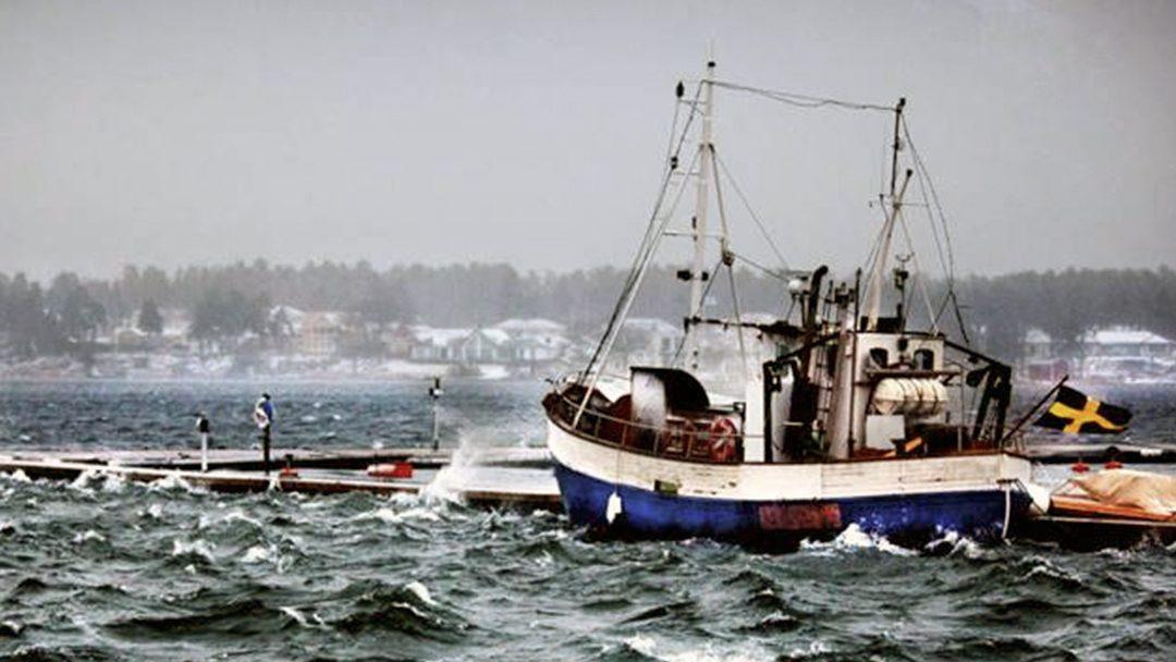 Säkerhetskurs för yrkesfiskare