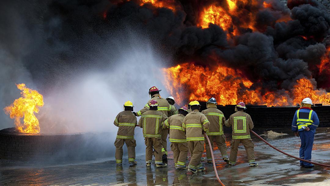 STCW Advanced Firefighting – Refresher